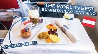 TRIPREPORT | Austrian Airlines (BUSINESS CLASS) | Vienna - Los Angeles | Boeing 777-200ER