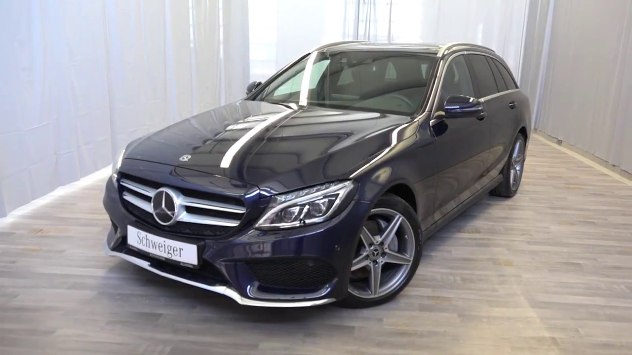 Mercedes-Benz C 200 T AMG Line, 4Matic, Distronic
