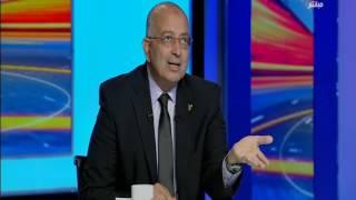 ستاد بلدنا  | لقاء خاص مع رئيس نادي الترسانة استاذ أحمد جبر في ضيافة فايز ثروت