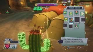 Plants vs Zombies Garden Warfare 2 - Empezando en el Multijugador - Gameplay con el Clan