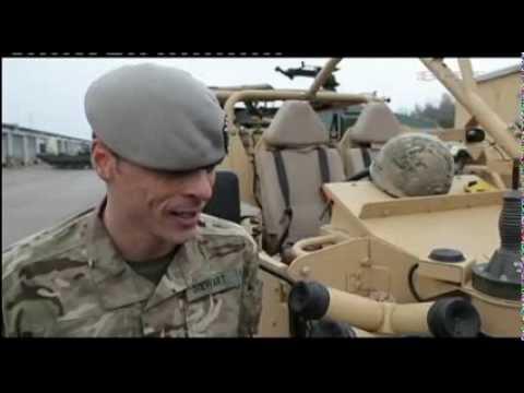 Desert Rats Lose Last of Battle Tanks 19.11.13