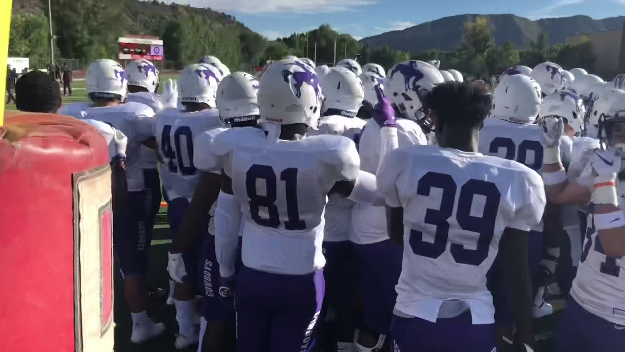 New Mexico Highlands Football Highlights 2018 At Fort Lewis Youtube