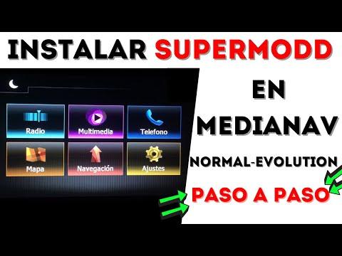 Como instalar Supermodd