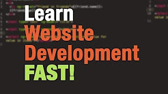 Web Development Tutorials For Beginners