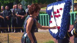 Six names added to law enforcement memorial