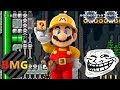 Top 10 Trolliest Levels in Super Mario M