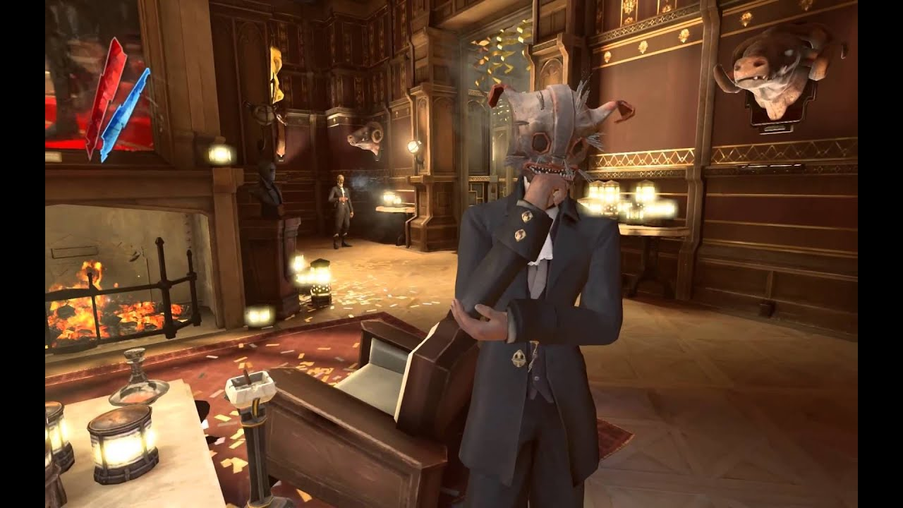 dishonored ghost non lethal