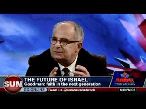 Michael Coren Interviews Hirsh Goodman On Israel's Future