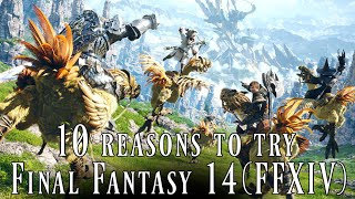 Top 10 Reasons to Play Final Fantasy XIV - Heavensward (FFXIV Gameplay/Commentary)