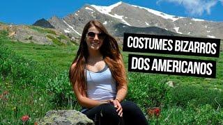 1 ano nos EUA - Costumes Americanos | Cabide Colorido
