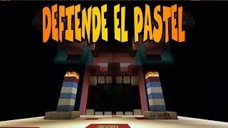 DEFIENDE EL PASTEL!! | MINI-JUEGO MINECRAFT