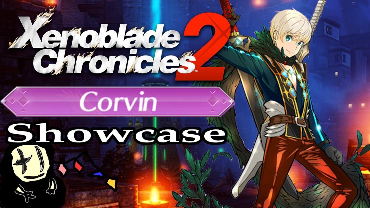 Xenoblade Chronicles 2 - Corvin is AWESOME! (ft  Elma Redux)