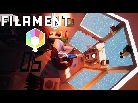 Filament - First 13 minutes of Gameplay |