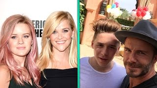 7 Celebrity Kids Who Look Like Their Famous Parents