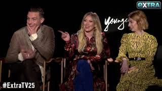 Hilary Duff Talks Summer Plans, Plus: Does Her Son Want an Acting Career?