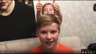 Влог: Мама вырывает зуб сыну руками ! Стоматология в домашних условиях ! Эпик челлендж