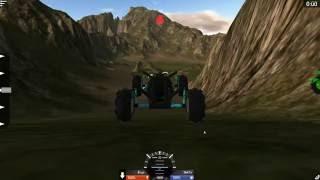 SimplePlanes 1.5 Beta - Off-Road Racing! (PC Gameplay)