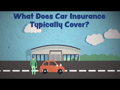 What Does Car Insurance Typically Cover?   Allstate Insurance