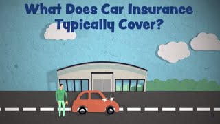 What Does Car Insurance Typically CoverAllstate Insurance