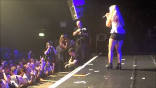 Amelia Performs Live At G-A-Y