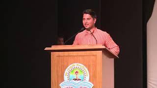 MGM-67 Visit @ Dev Sanskriti Vishwavidyalaya Shantikunj Haridwar | Culture Programme | 30 April 2016