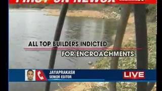 Bengaluru: Lake encroachment report submitted in Assembly; 70 builders & real estate barons in list