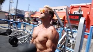Motivation Naturalbodybuilding by Patrick Reiser - Venice Beach, Summer 2014