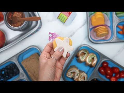 Download Youtube: 4 Back-To-School Lunches
