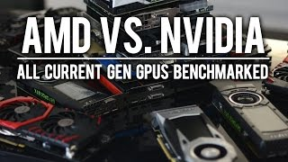 amd vs nvidia all current gen gpus benchmarked 16 new games