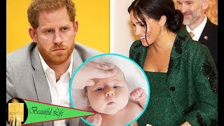 Prince Harry made ridiculous rules for Meghan Markle after she gave birth to a royal baby