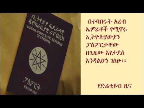 DireTube News - Ethiopian expats worry over digital passport delays thumbnail