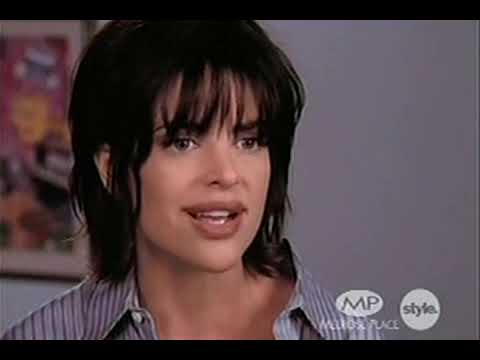 Melrose Place-Amanda Confronts Peter And Taylor