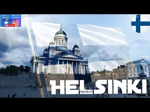 Travel Vlog #2 | HELSINKI - Finland | Viking Line Cruise | 4K HD