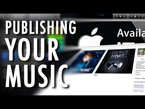 Publishing Your Music [Music Production Crash Course]