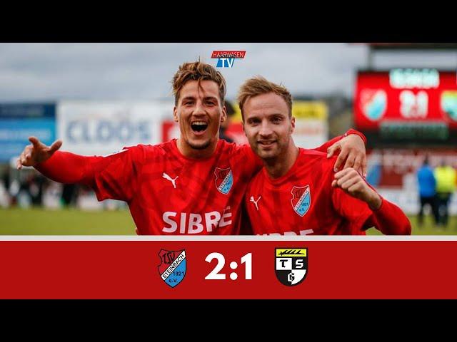 TSV Steinbach Haiger - TSG Balingen 2:1 (Regionalliga Südwest 2019-20 I #TSVBAL )