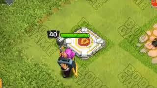 party warden oyundaki görünümü hemen izle clash of clans