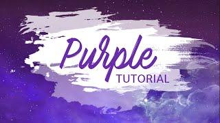 tha Supreme - Purple Guitar tutorial