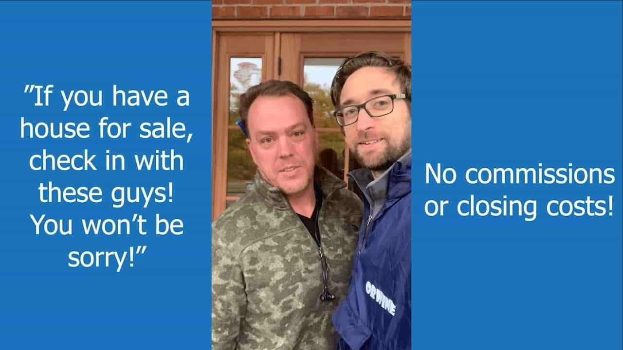 We buy houses in Louisville, Kentucky!