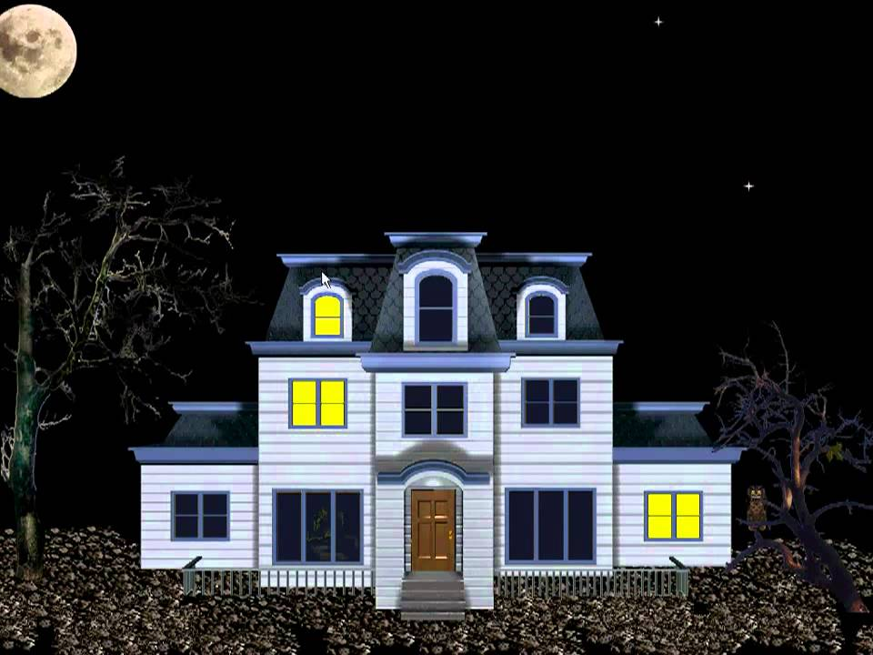 Protector de pantalla de windows 98 casa embrujada youtube for Classic house music downloads