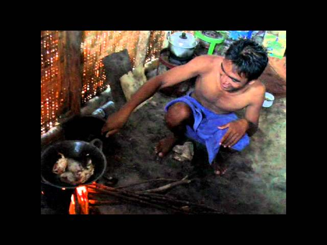 Cours de cuisine Sasak - Lombok Travel Video