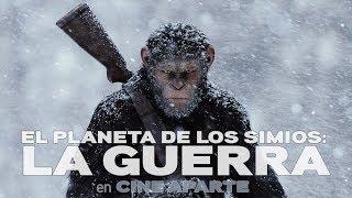 Cine aparte: El planeta de los simios. La guerra