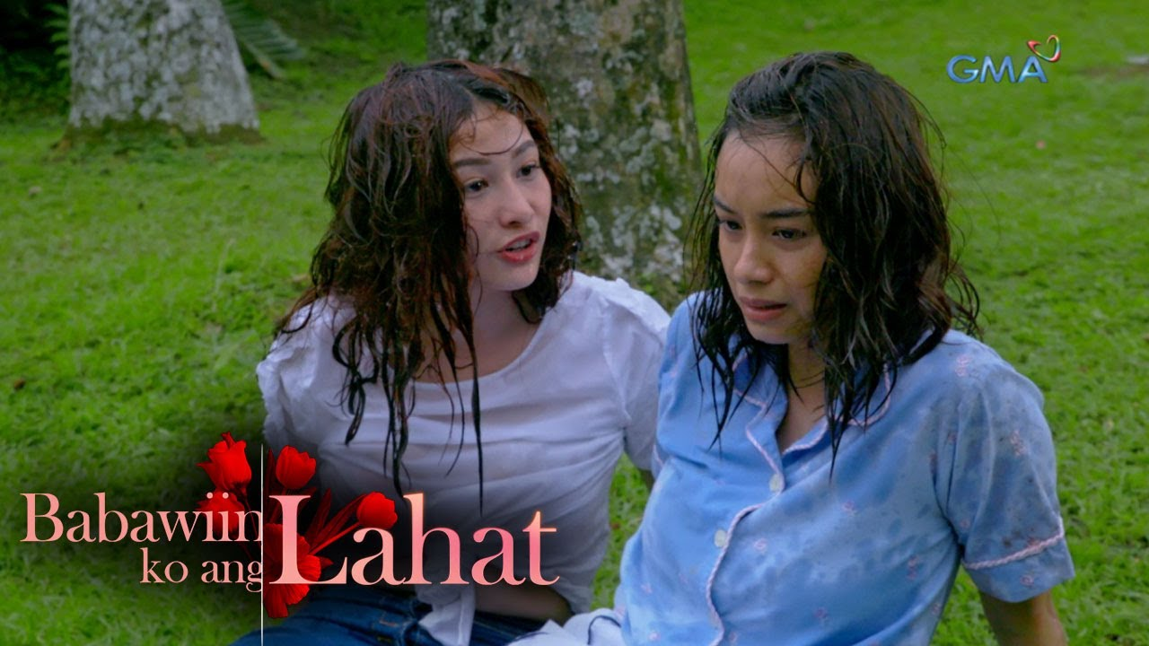 Download Babawiin Ko Ang Lahat: Iris and Trina's water fight | Episode 50