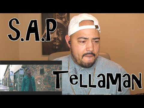 Tellaman - S.A.P ft Nasty C & Da Les Reaction