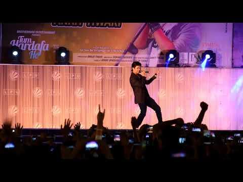 Dil Chiz Tuje dedi   Full Song  Ankit Tiwari Live