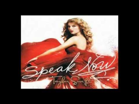 Taylor Swift - Last Kiss Lyrics [Taylor Swift's New 2011 Single]