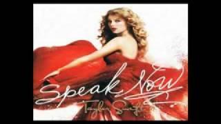 Taylor Swift - Last Kiss Lyrics [Taylor Swift
