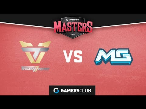 GAMERS CLUB MASTERS (Final) - Team One vs. Merciless Gaming (Mapa 1 - Overpass)