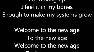 Repeat youtube video Imagine Dragons - Radioactive Lyrics