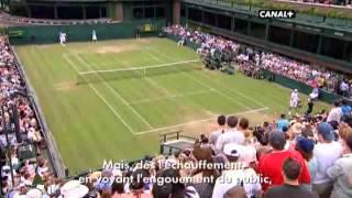Mahut Isner - interieur sport