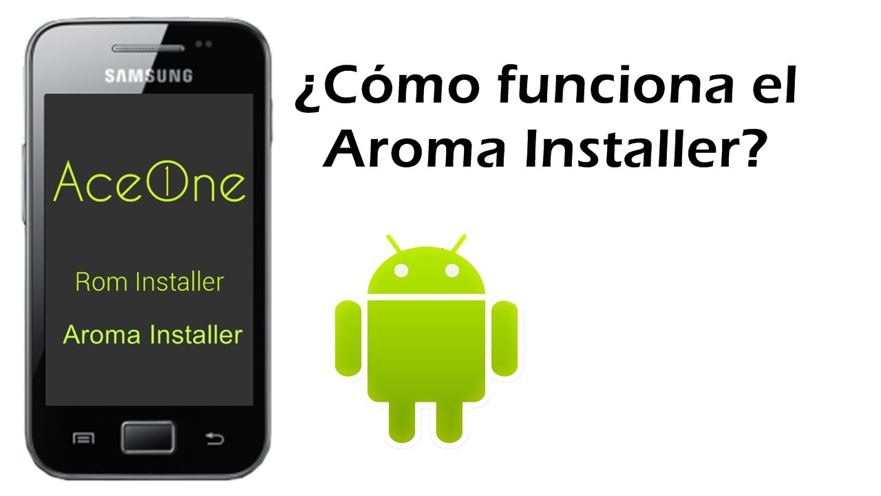 aroma installer galaxy ace s5830i - FREE ONLINE